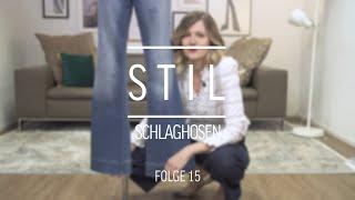 Schlaghosen-Styling für Anfänger | Stil im Alltag | Folge 15