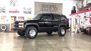 1994 Chevrolet Blazer 2D Sport 4WD 40k Mile One Owner