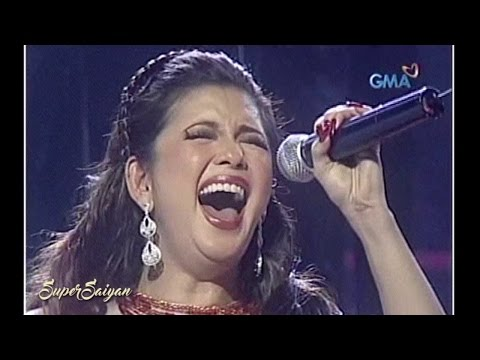 [HQ] TWENTY: What Kind of Fool Am I - Regine Velasquez (Must See)