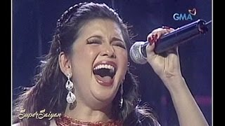 Watch Regine Velasquez What Kind Of Fool Am I video