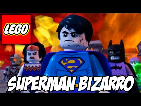Lego Batman 3 - SUPERMAN BIZARRO