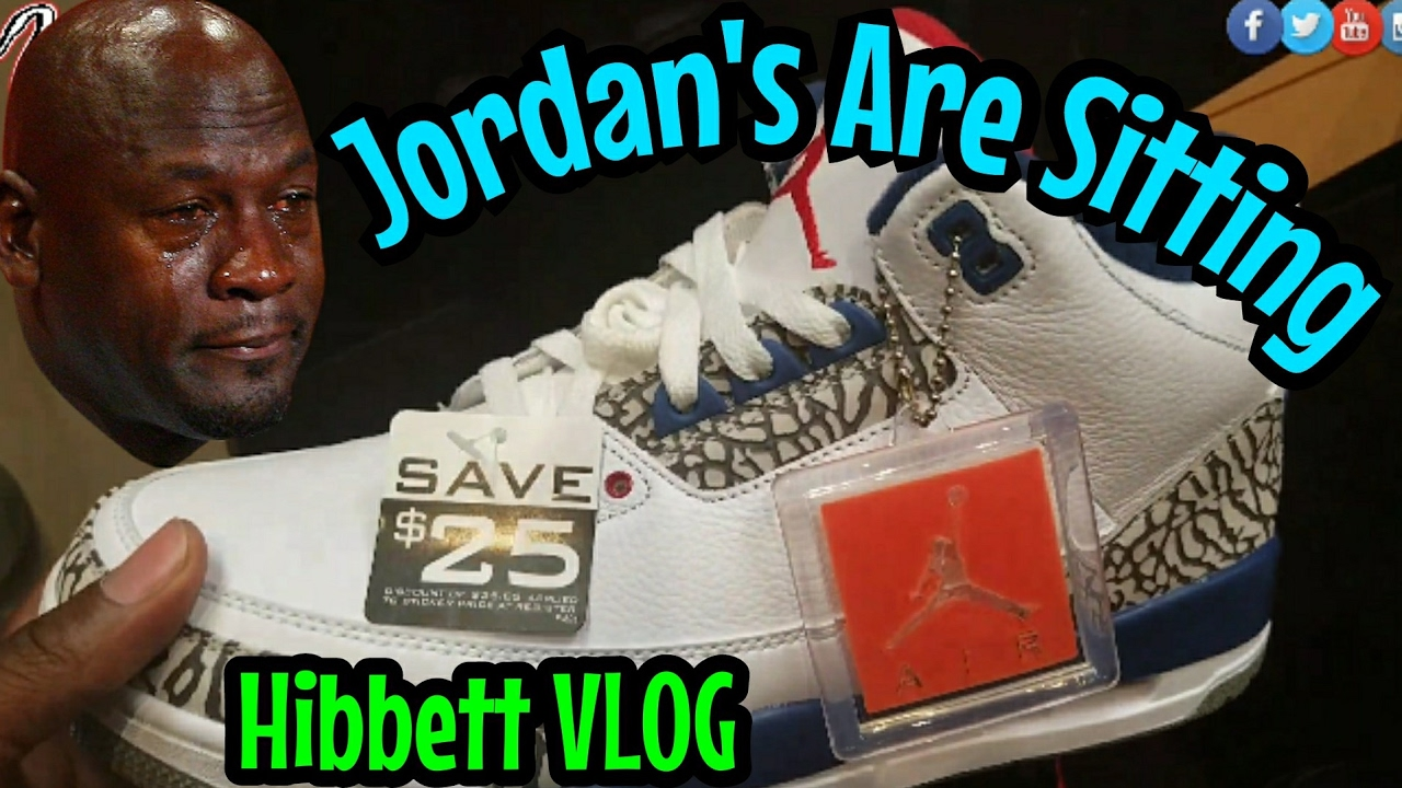 cc501243118f74 Bunch of Jays sitting   Hibbett Sports💯 Hometown Vlog. KICKNOLOGY Know What  You Wear