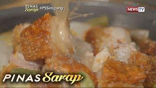 Pinas Sarap: Iba't ibang bersyon ng sinigang sa Pilipinas, tinikman ni Kara David!