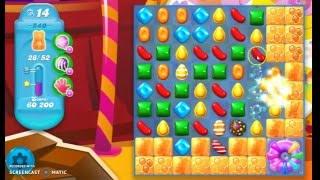 Candy Crush Soda Saga Level 540  - No Boosters
