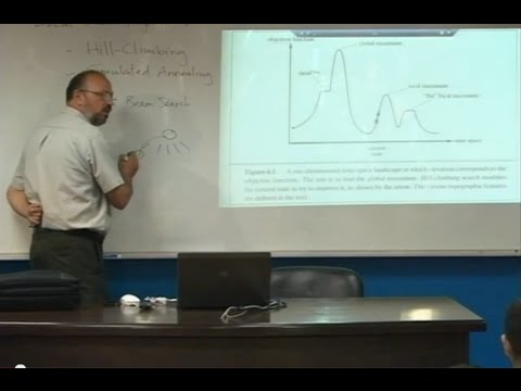 Lecture 5: Local Search Algorithms