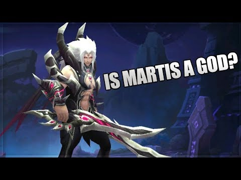 Martis Isn't Better Than Roger or Ruby But He's Got Potential! Mobile Legends