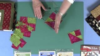 Creative Grids® Cat's Cradle Ruler - Cgrdh1