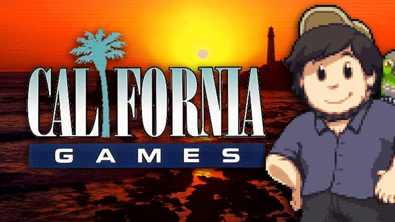 California Games - JonTron