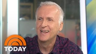 James Cameron Talks 'Avatar' Sequels, 'Terminator 2' In 3-D, 'Toruk' | TODAY