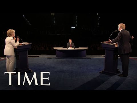 Donald Trump vs. Hillary Clinton: The Most Brutal Moments Of The Final Presidential Debate | TIME