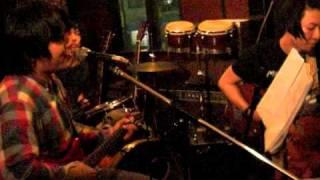 久保田健司バンド 20110506 京都hawkwind.