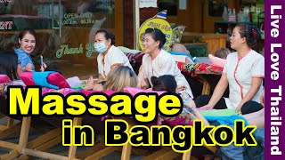 Massage in Bangkok | prices, Types & popular places  #livelovethailand