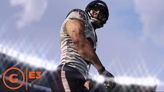 Madden NFL 15 - E3 2014 Gameplay Trailer at EA Press Conference