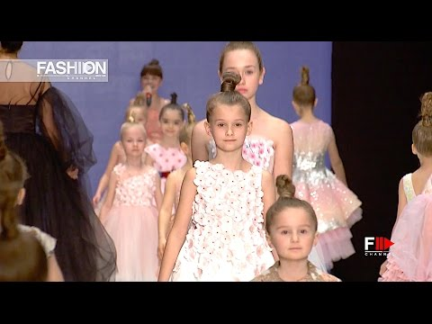 BLUE JASMINE Moscow Fall Winter 2017 2018 - Fashion Channel