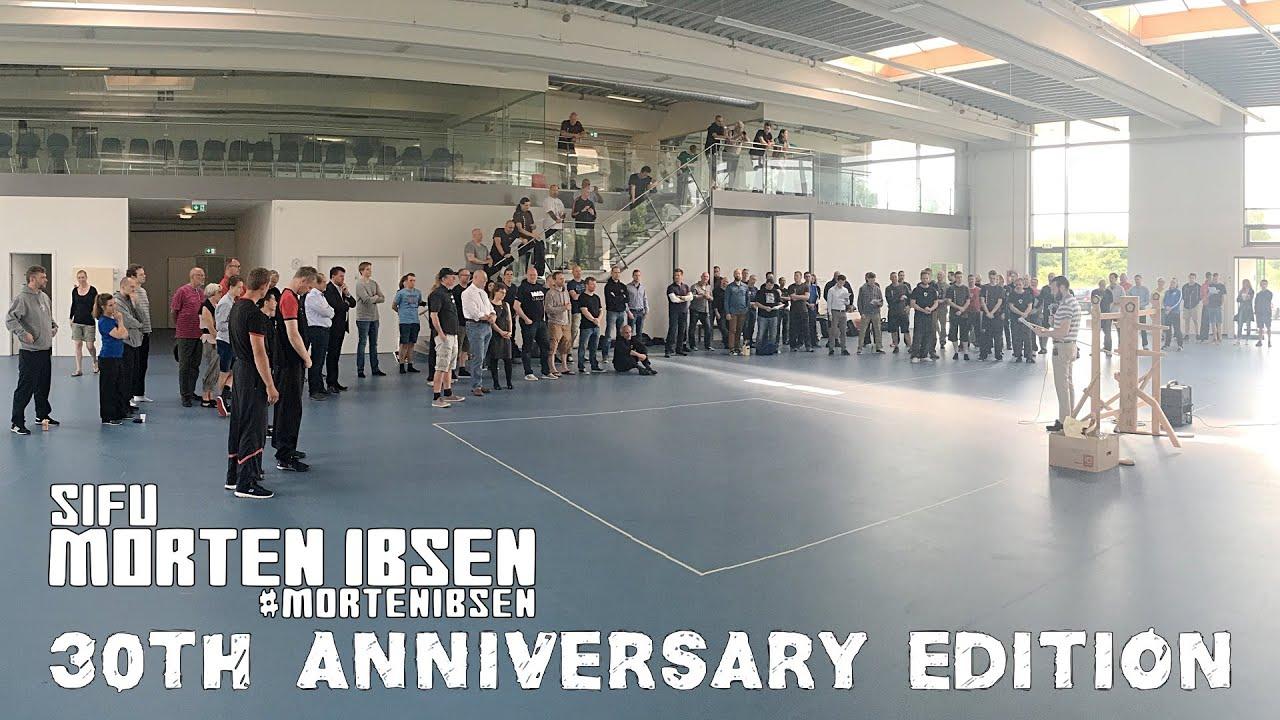 SIFU MORTEN IBSEN  | 30th ANNIVERSARY EDITION |