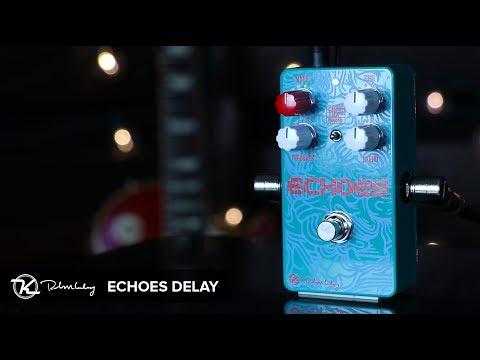 Keeley Electronics - Echoes Delay