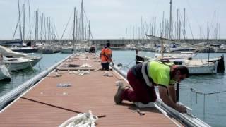 Amilibia Marinas - Residential Docks