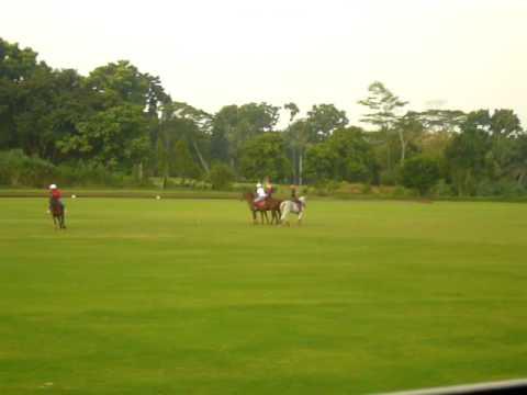 Polo Club in Jakarta, Indonesia