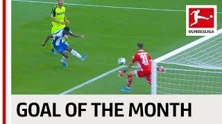 Javairo Dilrosun - September 2019's Goal of the Month Winner