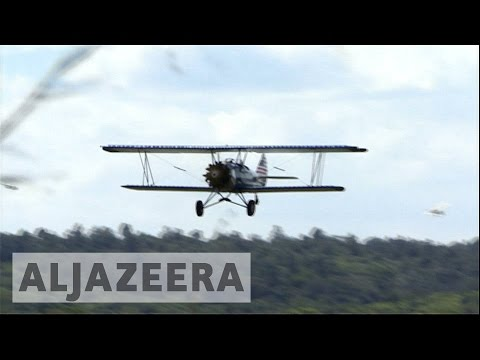 Nairobi: Antique planes rally reaches Kenya