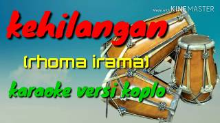 Top Hits -  Kehilangan Karaoke Versi Koplo Rhoma Irama