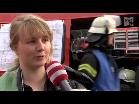 Feuerwehren trainieren Umgang mit Chemikalien
