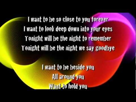 Darin Star: The Night We Say Goodbye