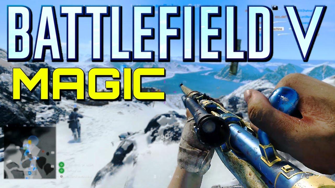 Watch this Magic Trick - Battlefield 5 thumbnail