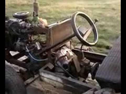 Трактор из Жигулей своими руками: самодельный, двигателем 6