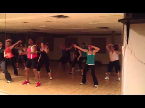 Zumba classes in Calgary with MeneaZao Fitness