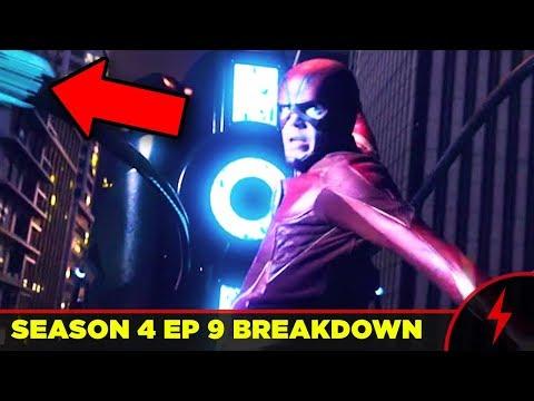 """Flash 4x09 """"DON'T RUN"""" Breakdown - MIDSEASON FINALE (INJUSTICE 2 EASTER EGGS)"""