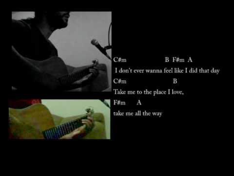 Red Hot Chili Peppers - under the bridge with lyrics and chords ...