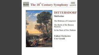 Play Sinfonia In D Major, (Il Combatiimento Delle Passioni Umani), Grave D16
