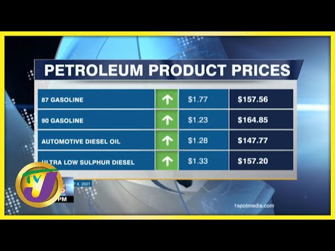 Gas Prices Going Up | TVJ Business Day - August 4 2021