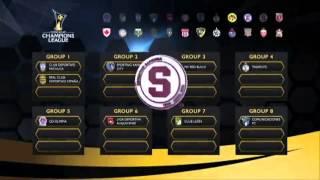 Grupos en CONCACAF