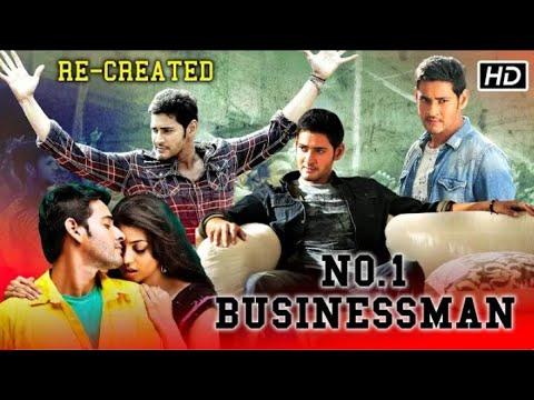 Download No. 1 Businessman Hindi Dubbed Movie Trailer  Mahesh Babu Kajal Aggarwal