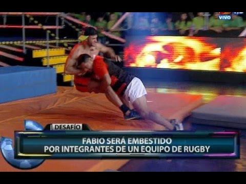 COMBATE 29/04/2015 Lima Rugby Club De La Universidad De Lima En 'COMBATE'