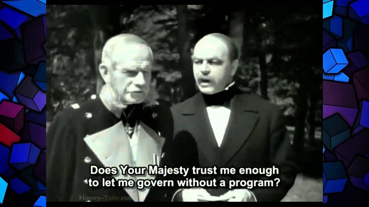 German Biography of Otto von Bismarck English subtitles, 720p Full Documentary