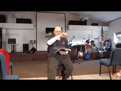 Frank Smith's Bible Study 03/22/2017