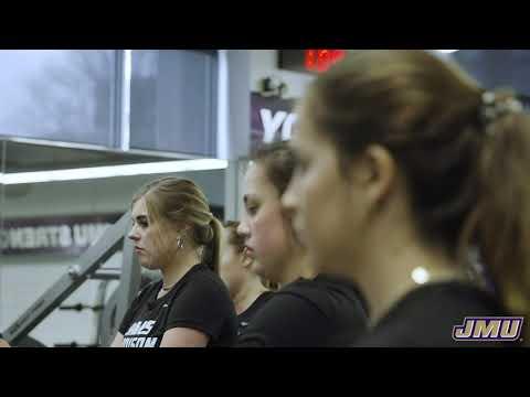 JMU Women's Golf | Strength & Conditioning