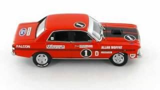 Ford Falcon XY Allan Moffat  Hardie Ferodo 500 1972 1:43 Scale Model