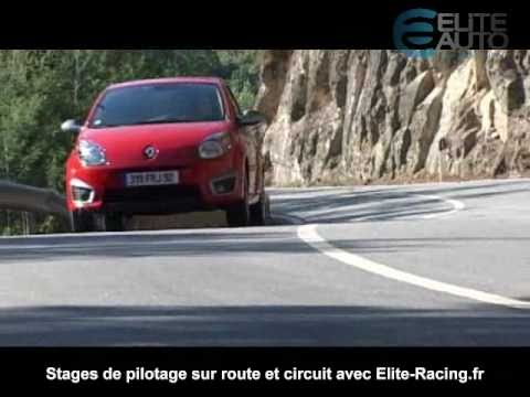 essai renault twingo rs youtube. Black Bedroom Furniture Sets. Home Design Ideas