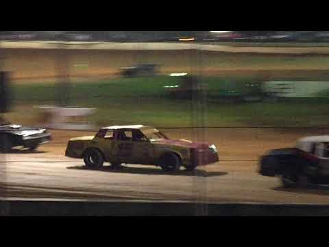 Matt Haney's First Career Win - Whynot Motorsports Park Meridian, MS 2017