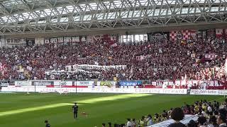 2018.7.22 神戸vs湘南(ノエビア) 神戸 アンドレス・イニエスタ チャント.