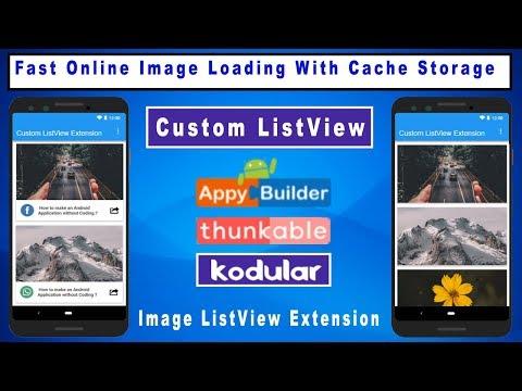 Repeat Make Professional Wallpaper App In AppyBuilder | Wallpaper