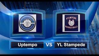 Uptempo vs YL Stampede (12U) AllInClassicsTournament 4.27.19