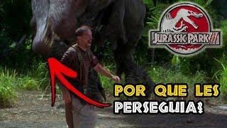 podemos vivir juntos Por qué el Spinosaurus perseguía a los protagonistas? Jurassic Park 3