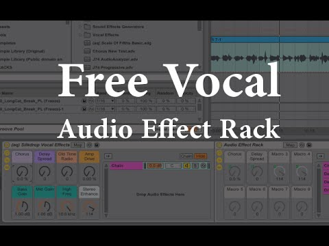 Reverse audio effect ableton | Download Free Max for Live Plugin for