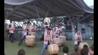 Taiko Drum Performance