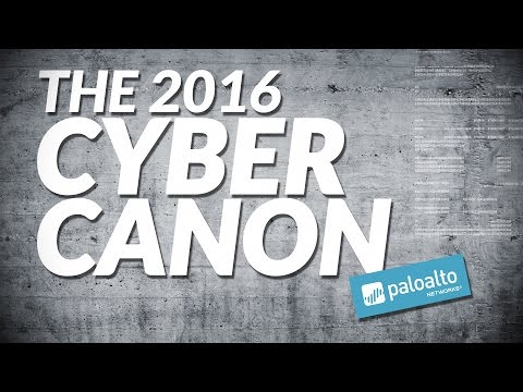 2016 Cyber Canon Inductee - Measuring and Managing Informati